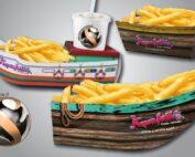Fast Food Solutions Food Packaging Aquafollie 2018